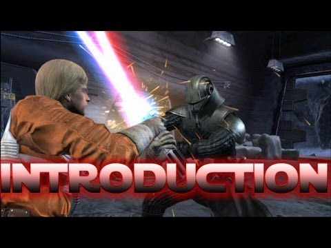 Let's Play: Star Wars The Force Unleashed - Introduction