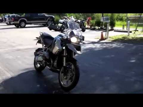 Pre-Owned 2010 BMW R1200GS in Black at Euro Cycles of Tampa Bay