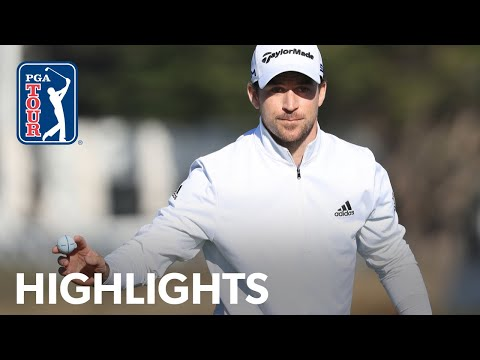 Nick Taylor shoots 2-under 70 | Round 4 | AT&T Pebble Beach 2020
