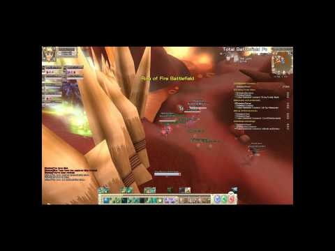 Grand Fantasia - Fire Arena (Ranger) [Lvl 31-40 Tier] - Part 1