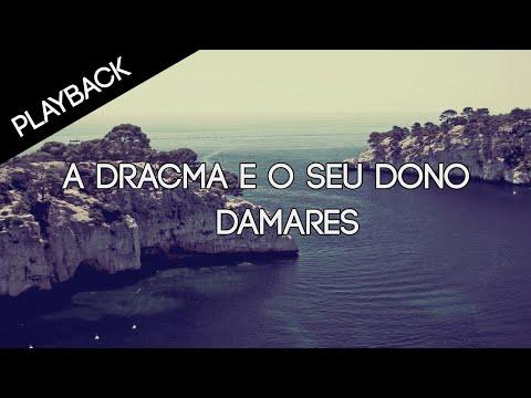 A Dracma E O Seu Dono  -  Damares(part. Thalles Roberto) (Playback E Legendado)