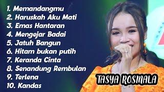 Download lagu Memandangmu - Tasya Rosmala Full Album Terbaru 2021 New Pallapa