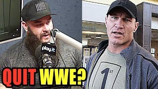 10 Shocking Wrestlers QUITTING The WWE In 2019!