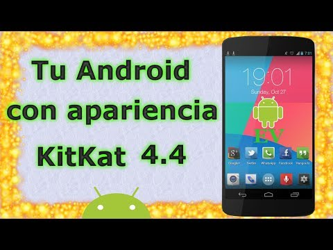 Personaliza tu Android como KitKat (Personalización extrema #11) | Android Evolution