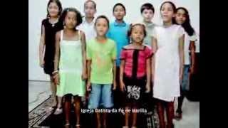 Vídeo 13 de Cantor Cristão