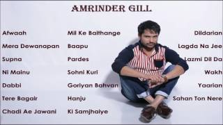 Download Best of Amrinder Gill | Audio Jukebox | Latest Punjabi Songs Collection 3Gp Mp4