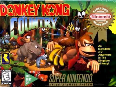 Misc Computer Games - Donkey Kong Country - Bonus Room Blitz