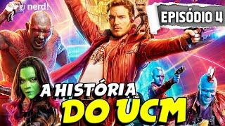 HISTÓRIA DO UCM EP. 4: UNIVERSO CÓSMICO