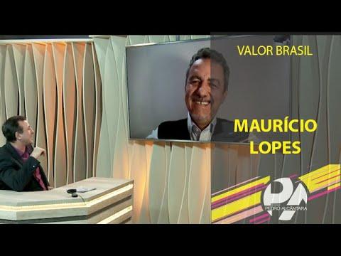 Bate-Papo Maurício Lopes (Valor Brasil)