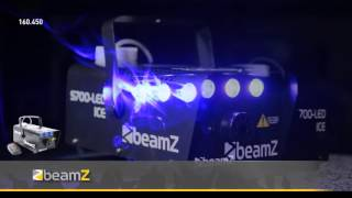 BeamZ S700LED Smoke machine with Ice effect 160.450