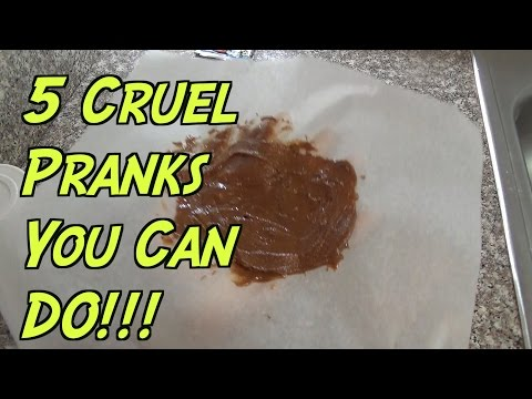 5 Cruel Pranks You Can Successfully Pull Off- HOW TO PRANK- April Fools' Day Pranks