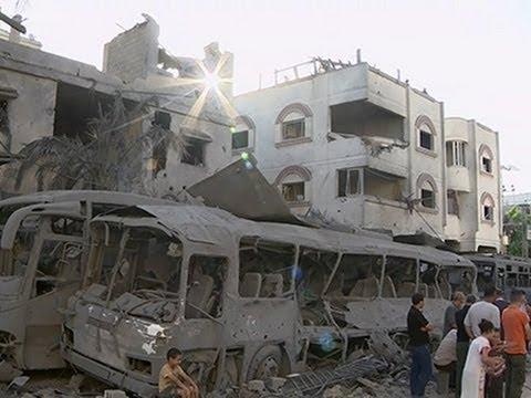 Israel, Militants Trade Fire After Talks Fail