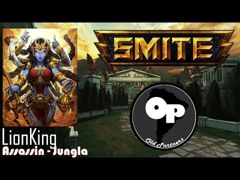[OLDP] [J] Kali: LionKing | SmiteLA ESP