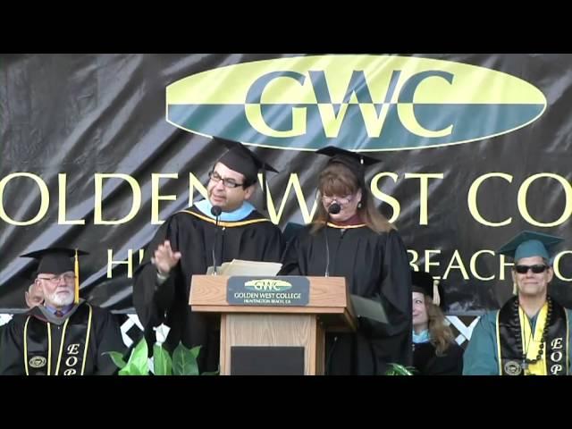 2012 Graduation at Golden West College
