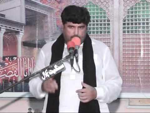Zakir Amir Abbas Rabbani 2012 8 Zilhaj Gulan Khail Mainwali Part 4 video
