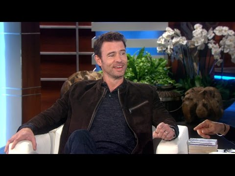 Scott Foley on the Drama of 'Scandal'