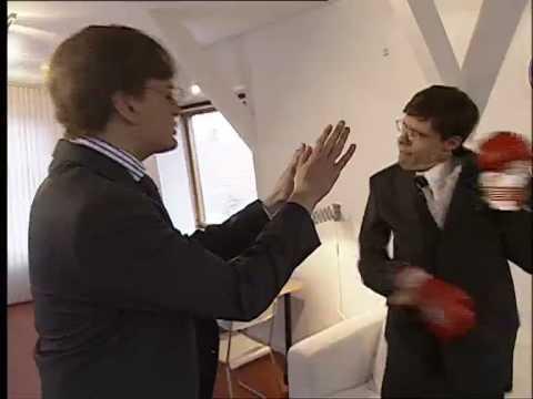 Koefnoen - Mediatraining voor Balkenende