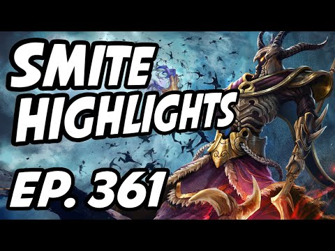 Smite Daily Highlights | Ep. 361 | Wolfy2032, CaptainTwiggy, Wraithyn1, Pezzadamezza, CMOtheThird