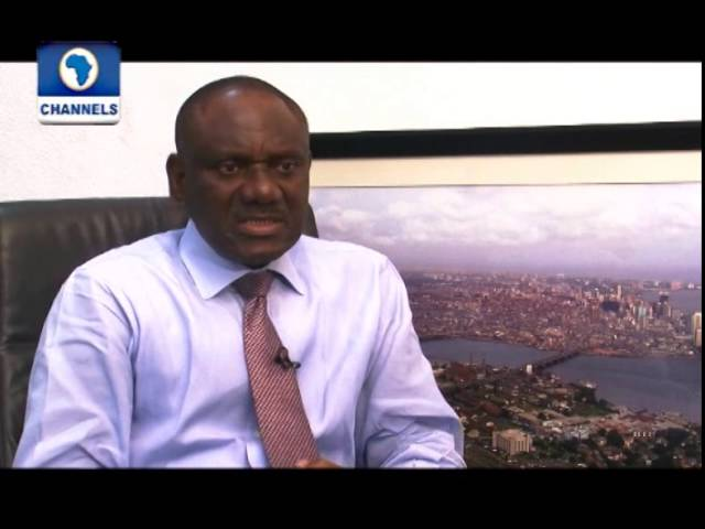 Earthfile: Water Supply In A Mega City; Lagos Pt.2