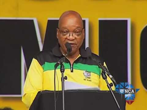 Zuma Focuses on Infrastructure