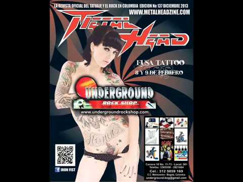 Metalhead magazine 13 Years