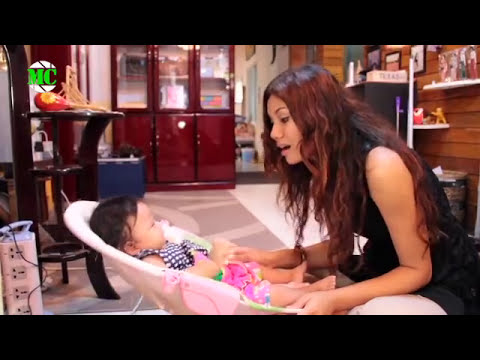Beautiful Family Of Chan Chan & Phone Thike video