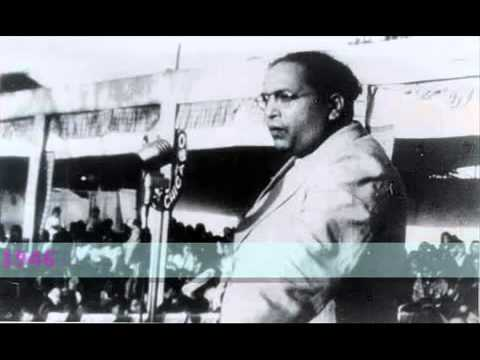 Dr Ambedkar's Speech  In Parliament video