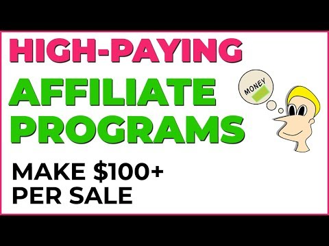 Best Affiliate Programs: Top Highest Paying Programs, Offers and Networks