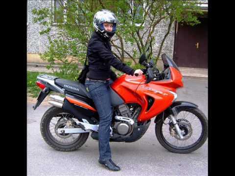 Агония - Она любила только мотоцикл