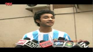 Raghav Interview At Exclusive Poster Shoot Sonali Cable
