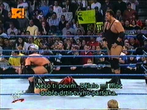 The Rock vs Steve Austin / Kane vs Big Show & Tripple H thumbnail