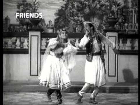 Kaun Gali Ka Chora--shyam Kumar Hamida Bano--naushad--sanjog-1943 video