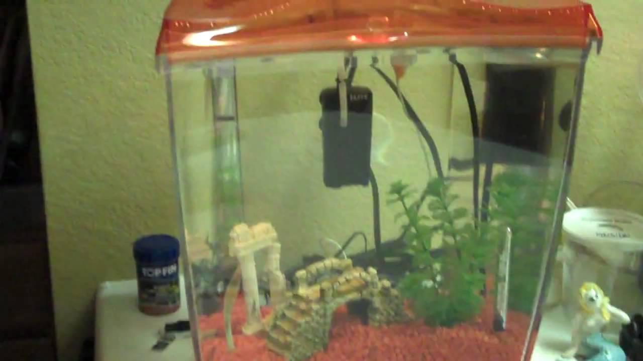 betta mini internal aquarium filter 150 instructions