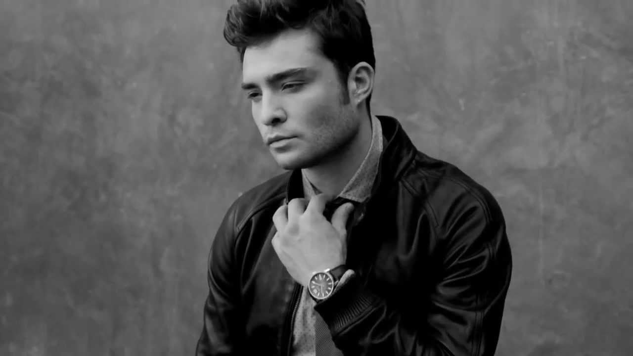 Ed Westwick for August Man Malaysia October 2013 [Behind the Scenes ...