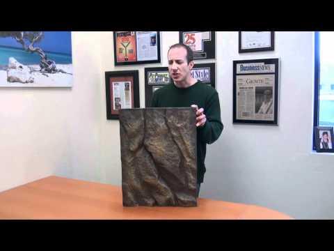 Exo-Terra Rock Terrarium Backgrounds - The Natural Looking Choice