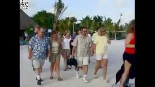 Riviera Maya Sunset cruise and dinner on the beach in