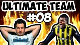Fifa 17 Ultimate Team Türkçe / Fut Div 1 Yolculuğu / Road To Div1 / #08