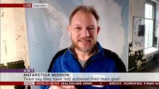 BBC World News 19 december 2018