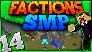 Minecraft Factions SMP #14 - Raven Left ME?! (Private Factions Server)
