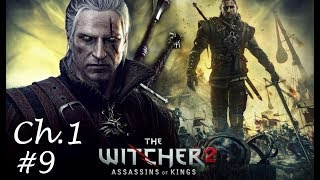 Witcher 2: Assassins of Kings - The Book Seller (Part 9)