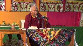 Kalon Trisur Prof. Samdhong Rinpoche's Talk on Dolgyal