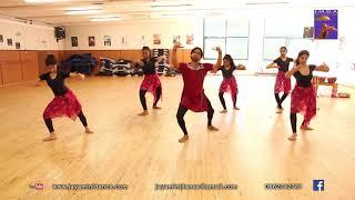 Sri Lankan Traditional Dance - (Hanuma wannama) EP 3