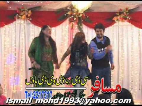 Spina Spogmai Zaleegi (rahim Shah & Asma Lata ) Pashto New Song 2010 2011 video