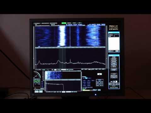 RTL-SDR: WRplus & FM Radio Test