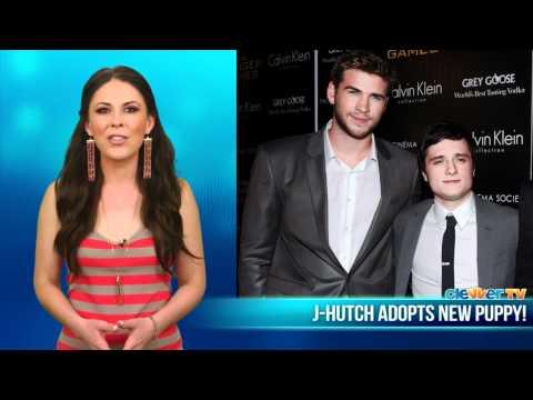 0 Josh Hutcherson Adopts!