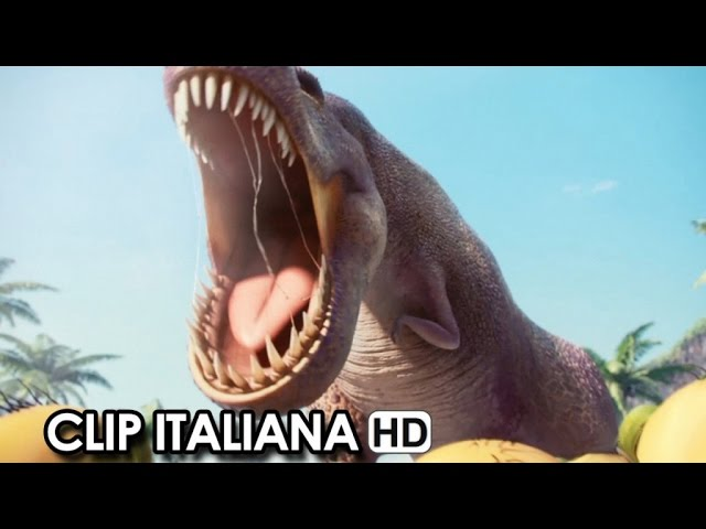 MINIONS Clip Ufficiale Italiana 'T-Rex' (2015) - Steve Carell Movie HD