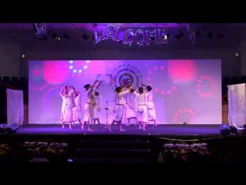 UKKCA 13th Annual Convention 2014 Margamkali by Worcester Unit...