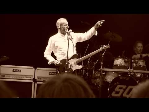 Francis Rossi - Status Quo - Kew Gardens July 2012 - Video 2