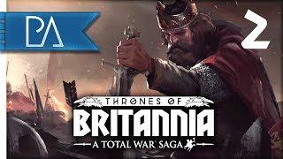 THERE IS BATTLE TO BE MET! - Circenn - Thrones of Britannia: Total War Saga Gameplay #2
