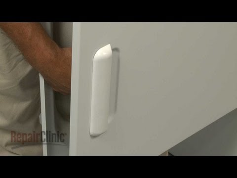 Door Handle - GE Dryer